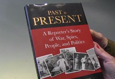 """""""A Reporter's Story of War, Spies, People and Politics"""""""